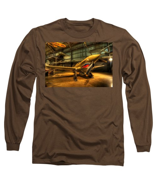 P-40 Warhawk  Long Sleeve T-Shirt