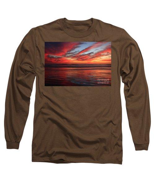 Oceanside Reflections Long Sleeve T-Shirt