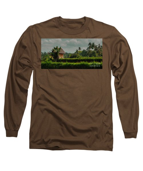 Paddy Fields Long Sleeve T-Shirt
