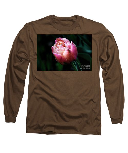 Painted Tulip Long Sleeve T-Shirt