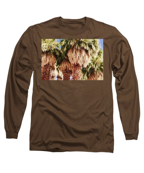 Palm Long Sleeve T-Shirt
