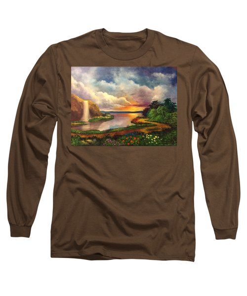Paradise And Beyond Long Sleeve T-Shirt