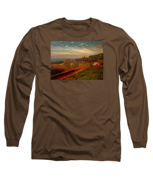 Paradise Road Long Sleeve T-Shirt