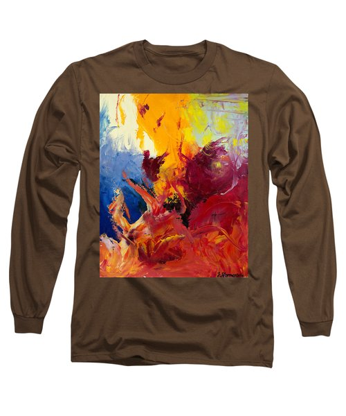 Passion 1 Long Sleeve T-Shirt