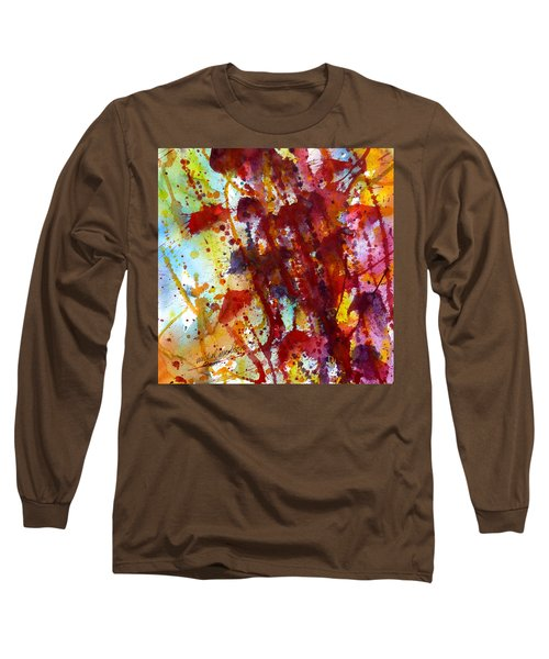 Passion Rising Long Sleeve T-Shirt