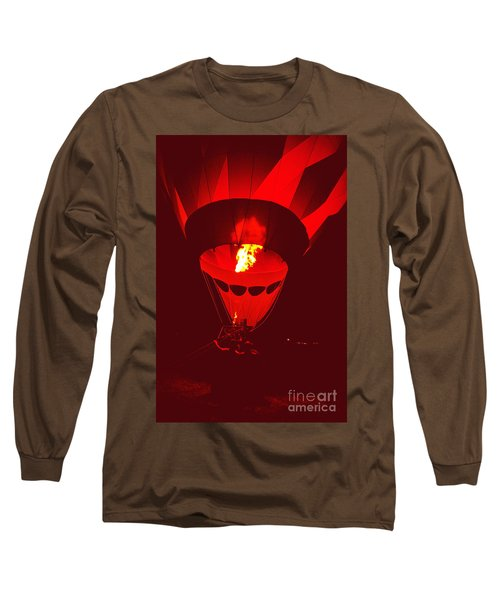 Passion's Flame Long Sleeve T-Shirt