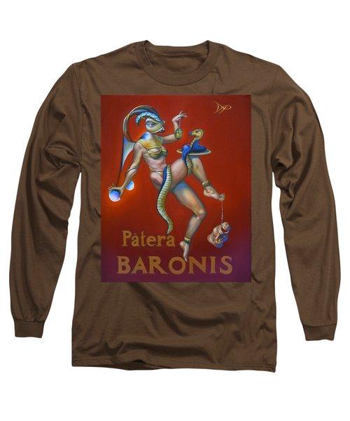 Patera Baronis Long Sleeve T-Shirt
