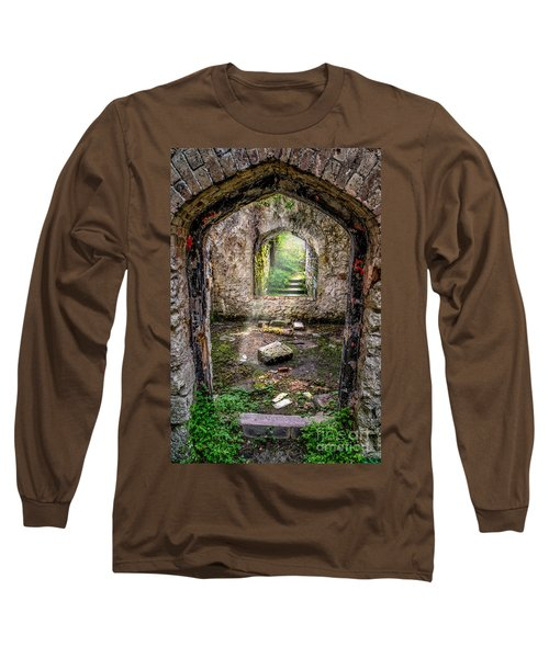 Path Less Travelled Long Sleeve T-Shirt