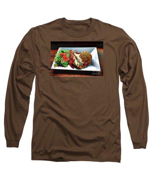 Pavochon Y Mofongo Long Sleeve T-Shirt