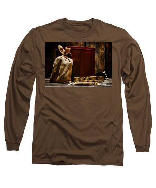 Pay Day Long Sleeve T-Shirt