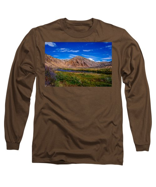 Peaceful Valley Long Sleeve T-Shirt
