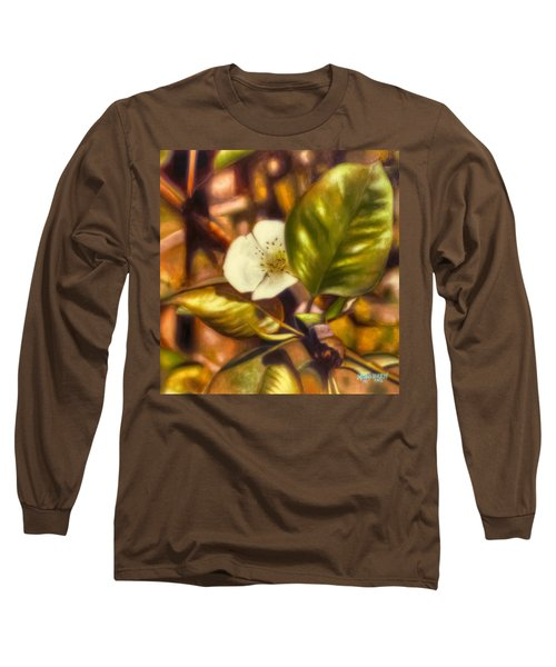 Pear Blossom Long Sleeve T-Shirt
