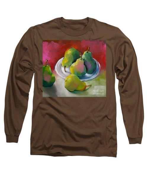 Pears Long Sleeve T-Shirt