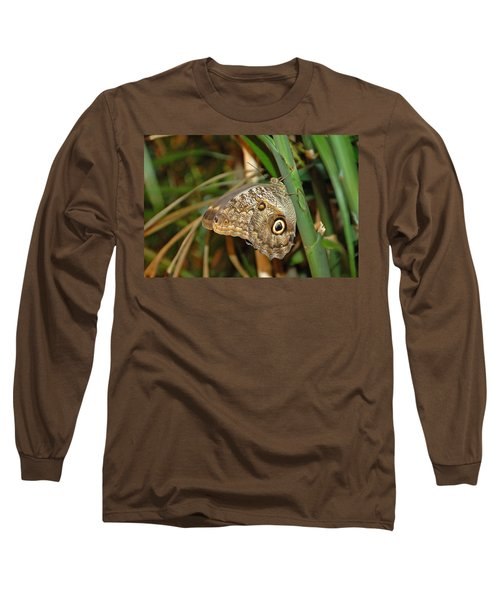 Perched Long Sleeve T-Shirt