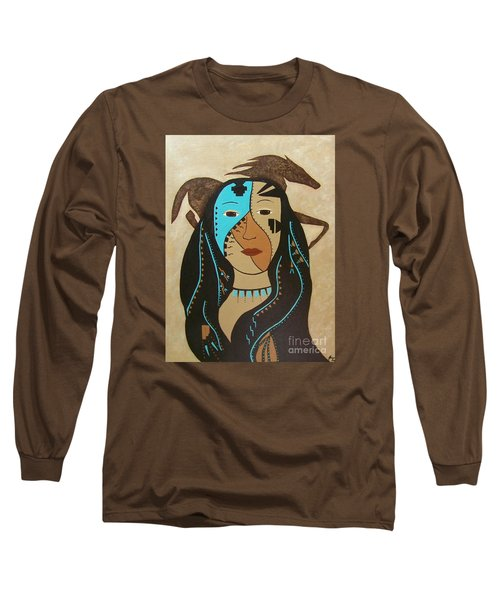 Perseverance Of The Mare And Maiden Long Sleeve T-Shirt