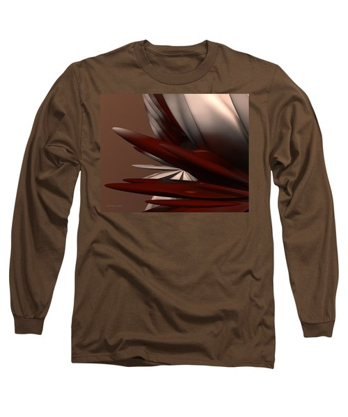 Petals And Stone 2 Long Sleeve T-Shirt