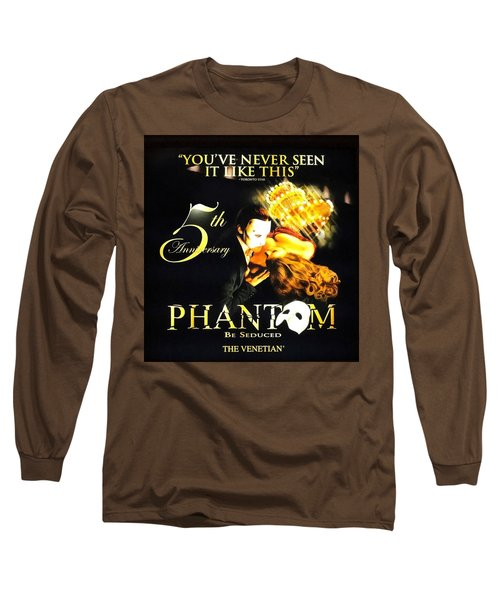 Phantom At The Venetian Long Sleeve T-Shirt