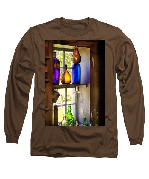 Pharmacy - Colorful Glassware  Long Sleeve T-Shirt