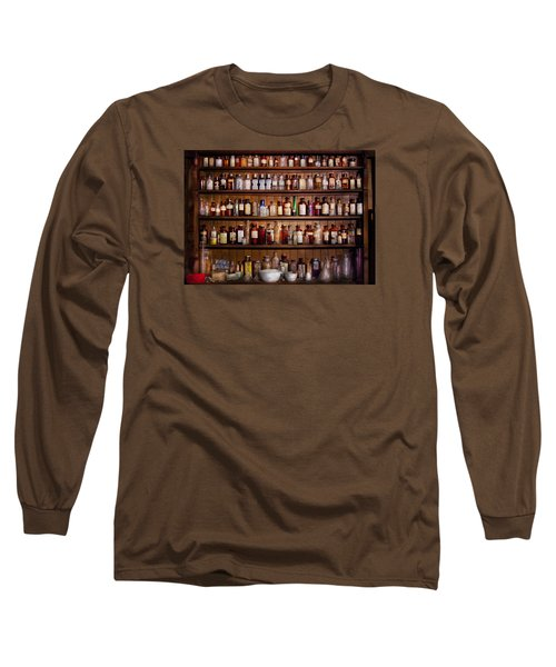 Pharmacy - Pharma-palooza  Long Sleeve T-Shirt by Mike Savad