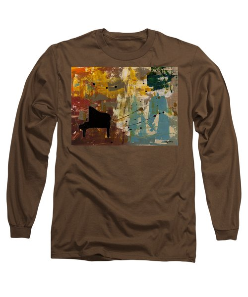 Piano Concerto Long Sleeve T-Shirt