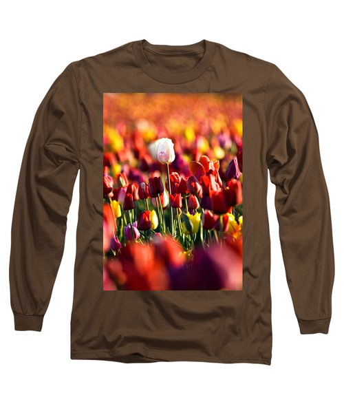 Pick Me Long Sleeve T-Shirt by Ronda Kimbrow