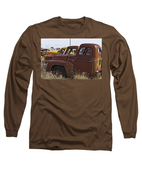Pickup Cabs 2 Long Sleeve T-Shirt
