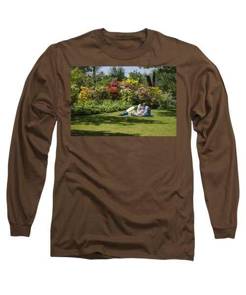 Summer Picnic Long Sleeve T-Shirt