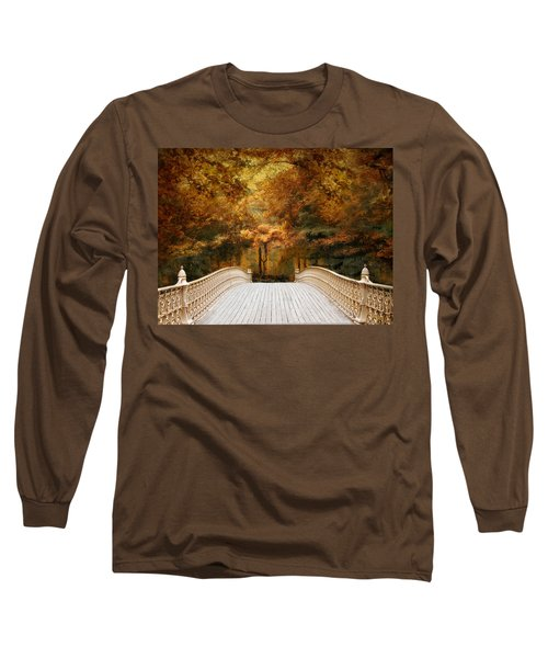 Pine Bank Autumn Long Sleeve T-Shirt