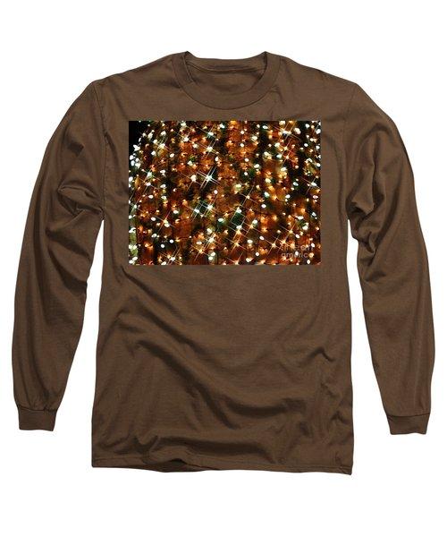 Pineapple Drop Long Sleeve T-Shirt