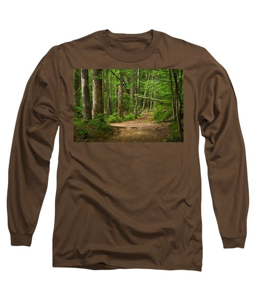 Pinewood Path Long Sleeve T-Shirt