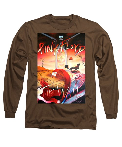 Pink Floyd The Wall Long Sleeve T-Shirt