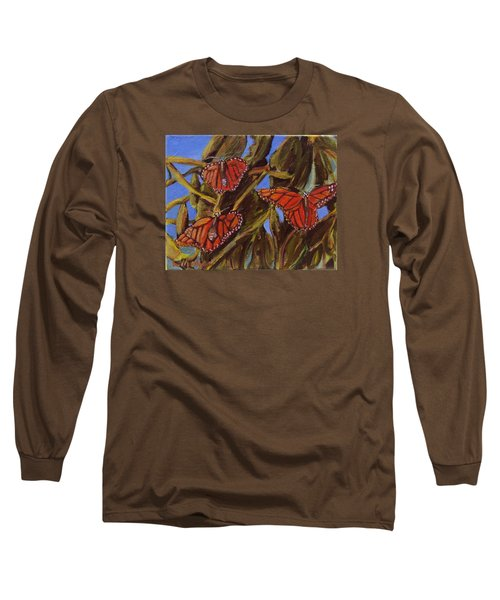 Pismo Monarchs Long Sleeve T-Shirt