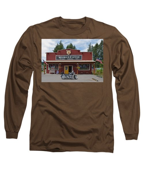 Java Stop Long Sleeve T-Shirt