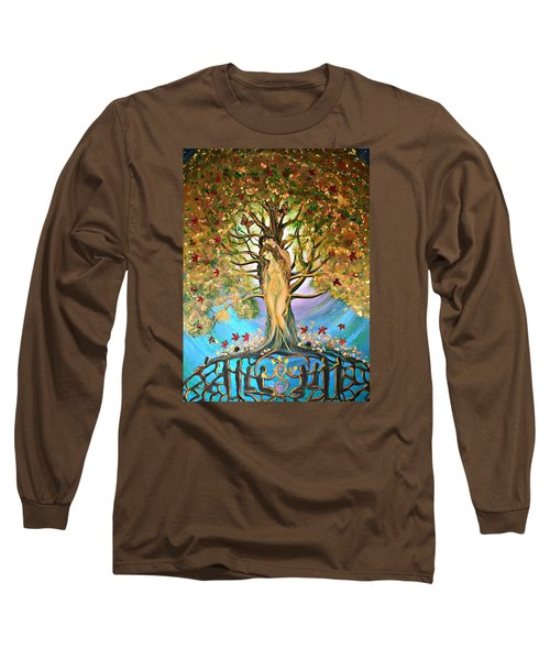 Pixie Forest Long Sleeve T-Shirt