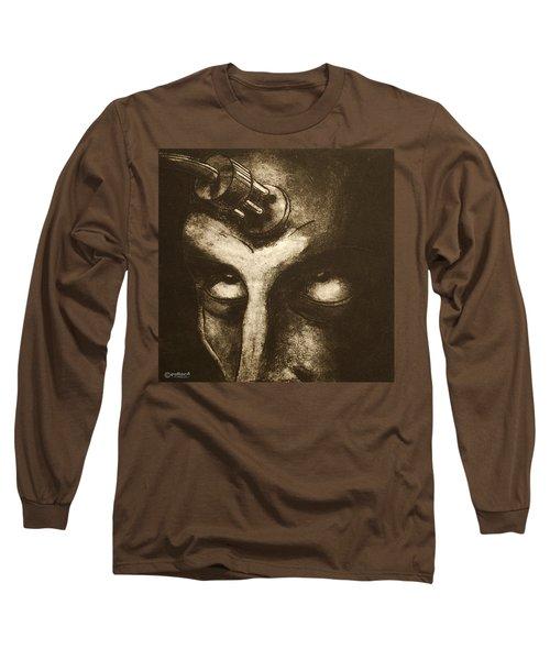 Plug In Long Sleeve T-Shirt