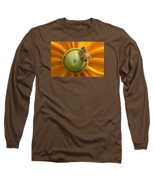 Pollen Time Long Sleeve T-Shirt by Brian Chase