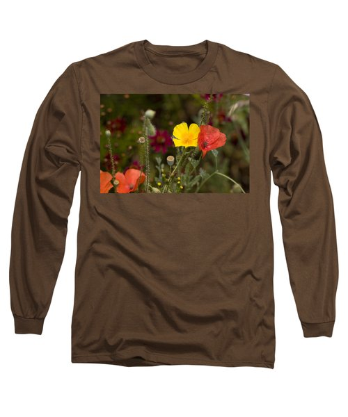 Poppy Love Long Sleeve T-Shirt