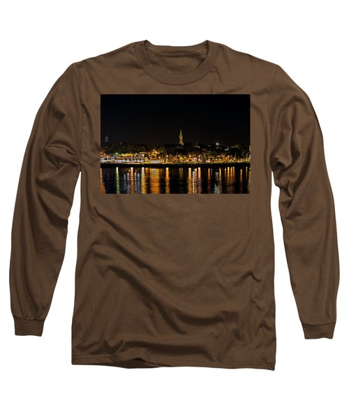 Port Lights Long Sleeve T-Shirt