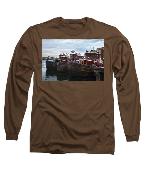 Portsmouth Tugs Long Sleeve T-Shirt