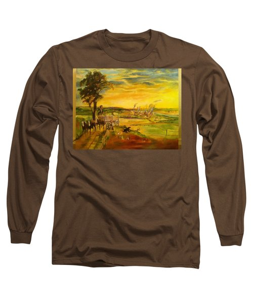 Pose2 Long Sleeve T-Shirt