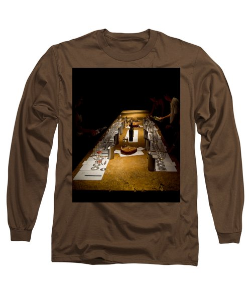 Prepare Long Sleeve T-Shirt