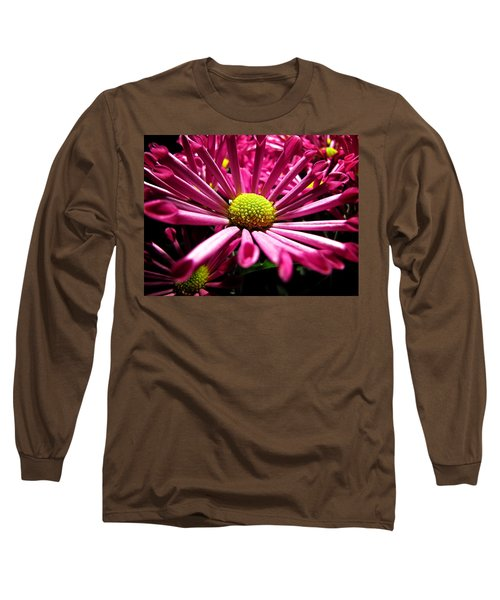 Long Sleeve T-Shirt featuring the photograph Pretty In Pink by Greg Simmons