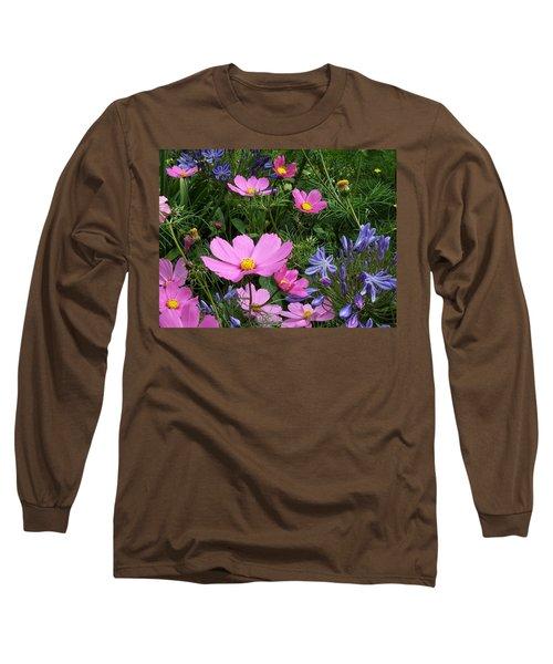 Pretty Spring Long Sleeve T-Shirt