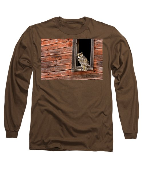 Professor Long Sleeve T-Shirt