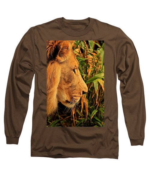 Profiles Of A King Long Sleeve T-Shirt