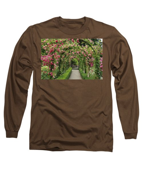 Rose Promenade   Long Sleeve T-Shirt