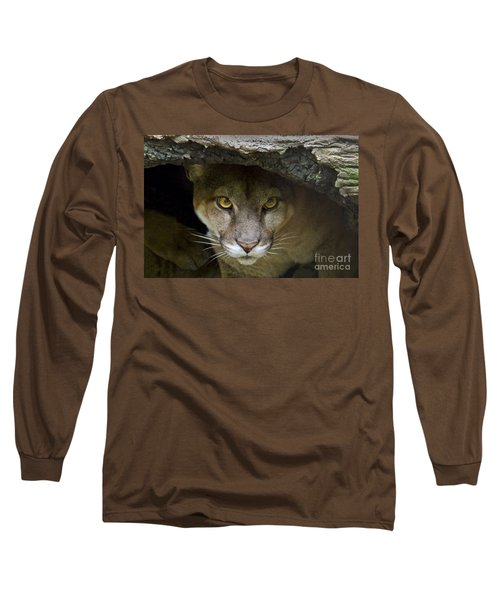 Puma Long Sleeve T-Shirt by Bob Hislop