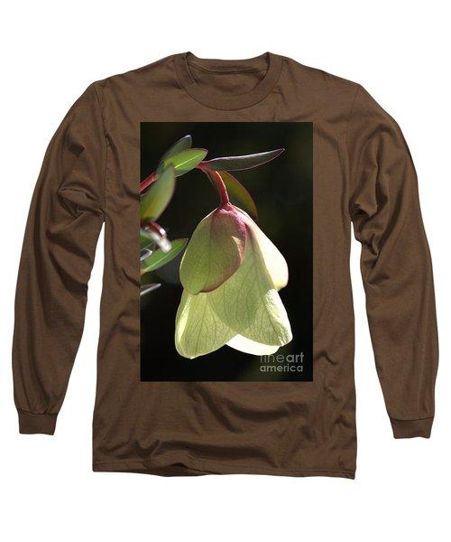 Qualup Bell Flower  Long Sleeve T-Shirt by Joy Watson