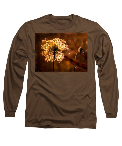 Queen Annes Lace Vintage Long Sleeve T-Shirt