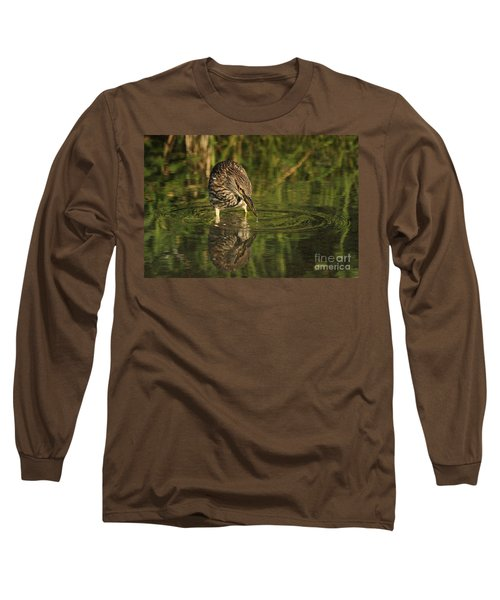 Quench Long Sleeve T-Shirt by Heather King